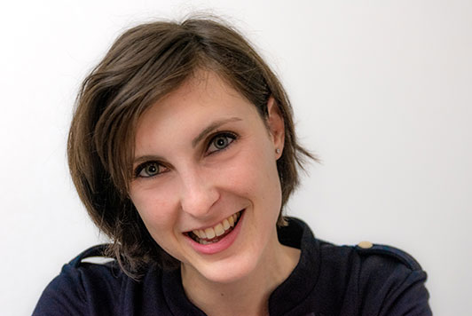 Natasha Engelric, formatrice des forces de vente